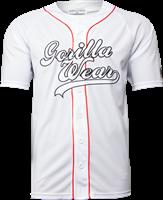Gorilla Wear 82 Jersey - White