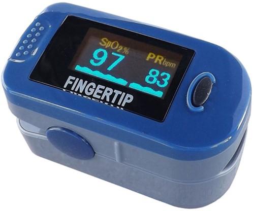 Saturatie meter - hartslagmeter