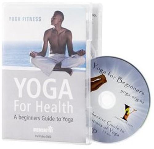 Tunturi Yoga DVD