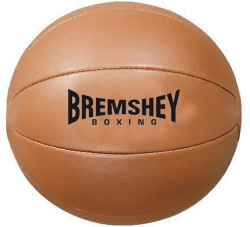Bremshey Medicijnbal bruin - 1 kg