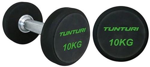 Tunturi PU Pro Dumbbell Set 2-12kg