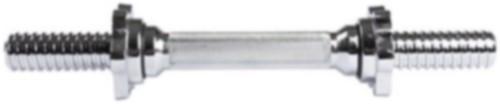 VirtuFit Dumbellstang met Schroefsluiting 30 mm 35 cm