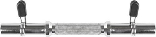 VirtuFit Dumbellstang met Veerclipsluiters 30 mm 35 cm
