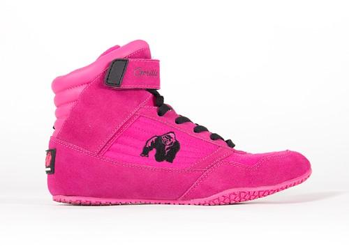 Gorilla Wear High Tops Pink - Fitness schoenen