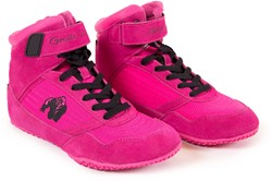 Gorilla Wear High Tops Pink - Fitness schoenen