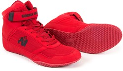 Gorilla Wear High Tops Red - Fitness schoenen