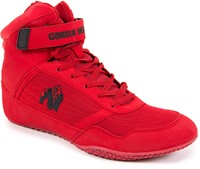 Gorilla Wear High Tops Red - Fitness schoenen-2