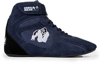 "Gorilla Wear Chicago High Tops - Navy ""Limited"""