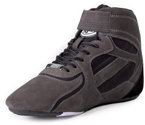 "Gorilla Wear Chicago High Tops - Gray/Black  ""Limited""-2"
