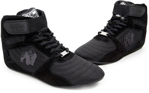 Gorilla Wear Perry High Tops Pro - Black/Black-2