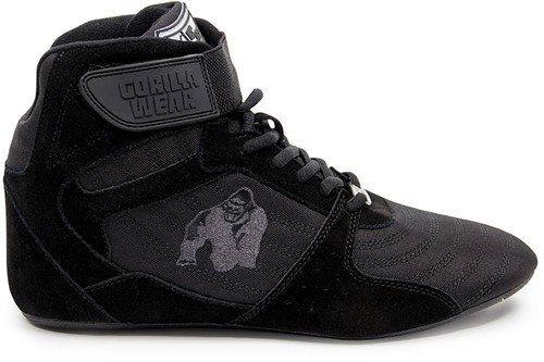 Gorilla Wear Perry High Tops Pro - Black/Black-3