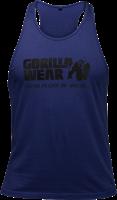 Gorilla Wear Classic Tank Top - Navy