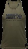 Gorilla Wear Classic Tank Top - Army Green