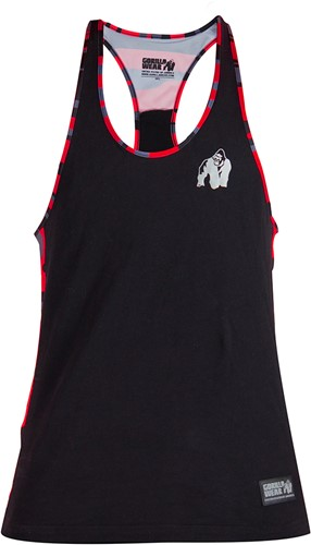 90111905-gorilla wear sacramento-camo-mesh-tank-top-red