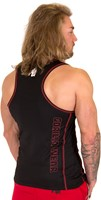 Gorilla Wear Kenwood Tank Top - Black/Red-3