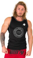 Gorilla Wear Kenwood Tank Top - Black/Silver