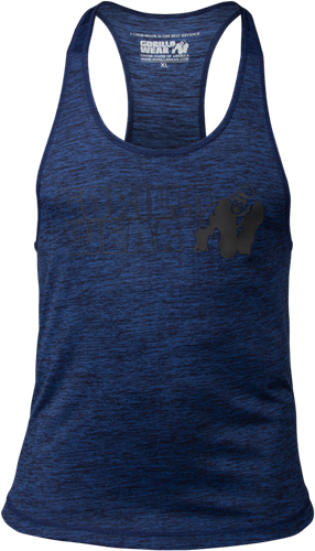 Gorilla Wear Austin Tank Top - Marineblauw