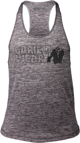 Gorilla Wear Austin Tank Top - Grijs