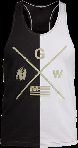 Gorilla Wear Sterling Tank Top - Zwart/Grijs
