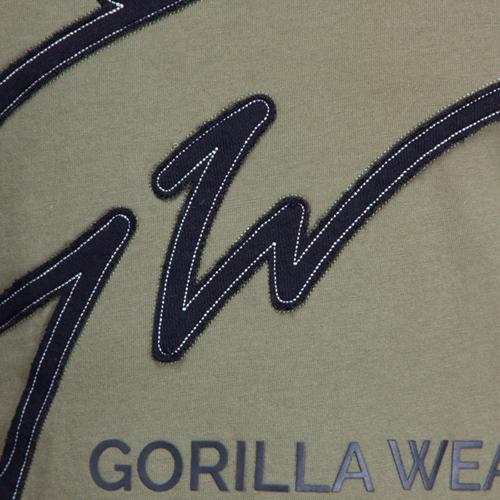 Gorilla Wear Evansville Tank Top - Legergroen-3