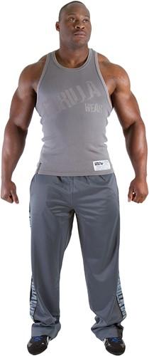 Gorilla Wear Stamina Rib Tank Top - Grijs