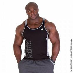 Gorilla Wear Dunellen Tank Top Black/Grey