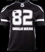 Gorilla Wear GW Athlete T-Shirt Black/White