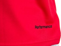 Gorilla Wear Performance T-shirt Red/Black-3