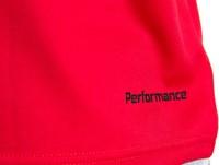 Gorilla Wear Performance T-shirt Red/Black-3