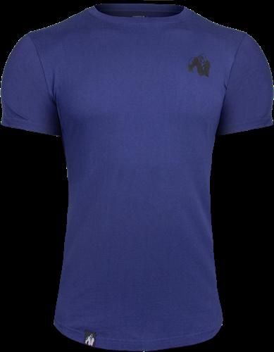 Gorilla Wear Bodega T-shirt - Marineblauw