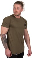 Gorilla Wear Bodega T-shirt - Army Green-2