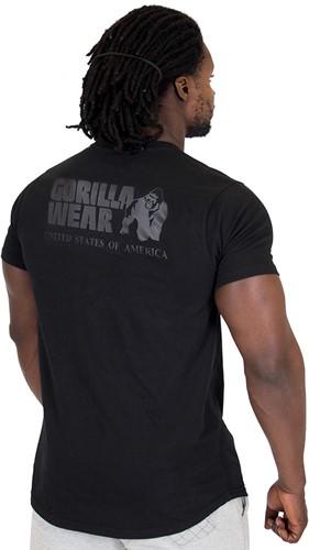 Gorilla Wear Bodega T-shirt - Black-3