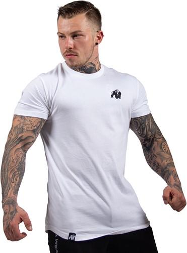 Gorilla Wear Detroit T-shirt - White-3