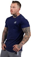 Gorilla Wear Detroit T-shirt - Navy-3