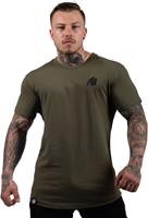 Gorilla Wear Detroit T-Shirt - Army Green-2