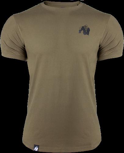 Gorilla Wear Detroit T-Shirt - Legergroen