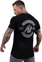 Gorilla Wear Detroit T-shirt - Black-3