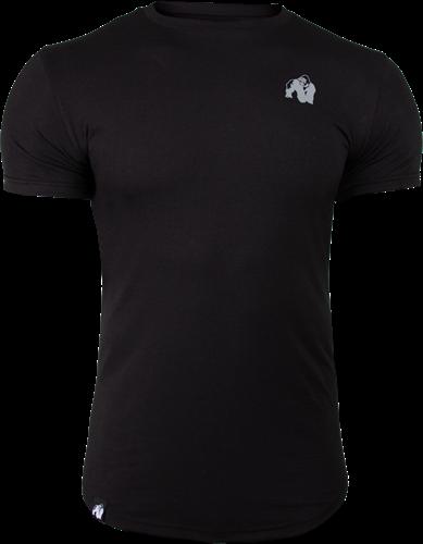 Gorilla Wear Detroit T-shirt - Zwart