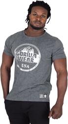 Gorilla Wear Rocklin T-Shirt - Grey