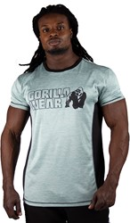Gorilla Wear Austin T-shirt - Light Green
