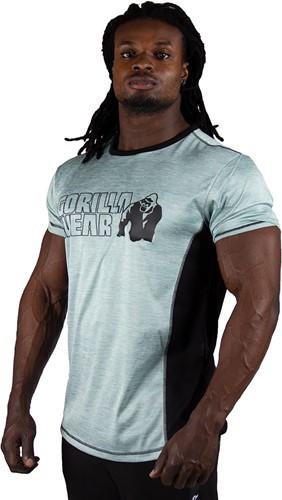 Gorilla Wear Austin T-shirt - Light Green