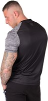 Gorilla Wear Austin T-shirt - Gray/Black-3