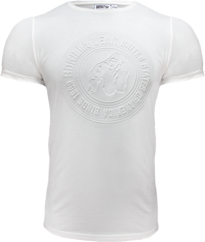 Gorilla Wear San Lucas T-shirt - Wit