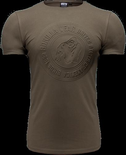 Gorilla Wear San Lucas T-shirt - Legergroen