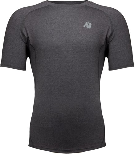 Gorilla Wear Lewis T-Shirt - Donkergrijs