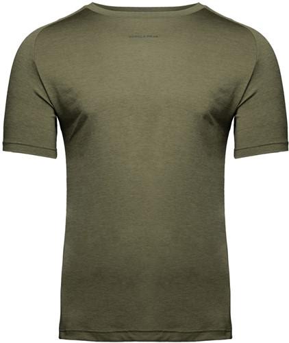 Gorilla Wear Taos T-Shirt - Legergroen