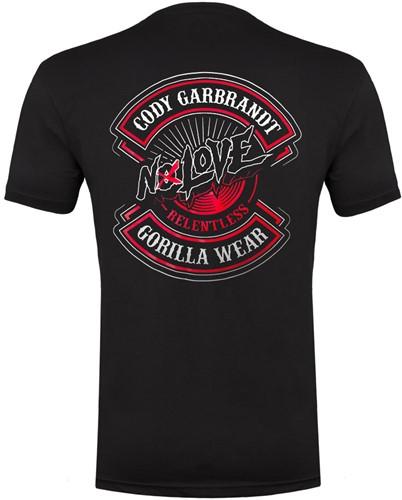 Gorilla Wear Cody T-Shirt - Zwart