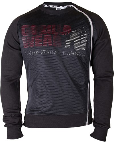 Gorilla Wear Memphis Mesh Sweatshirt