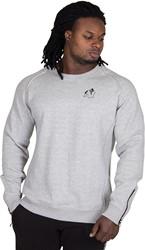 Gorilla Wear Durango Crewneck Sweatshirt - Gray