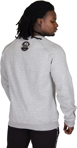Gorilla Wear Durango Crewneck Sweatshirt - Gray-3